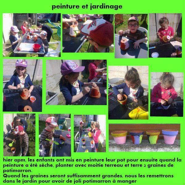 Activites avec recuperation - Activite manuelle jardinage ...